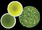 玄米茶・抹茶入玄米茶 Genmaicha/Genmaicha with Matcha 抹茶玄米茶